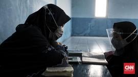 Raudhatul Athfal di Cipayung Diam-diam Belajar Tatap Muka