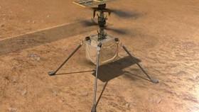 VIDEO: Cetak Sejarah, Helikopter NASA Terbang Perdana di Mars