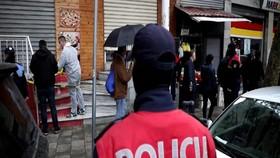 VIDEO: Lima Jemaah Ditikam Usai Salat Zuhur