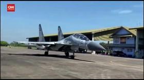 VIDEO: Sukhoi SU-30 TNI Tembakkan Rudal, Hancurkan Sasaran