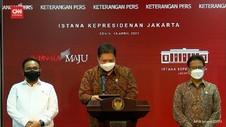VIDEO: PPKM Mikro Diperpanjang dan Ditambah Untuk 5 Provinsi