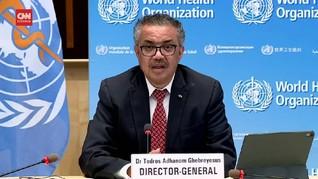 VIDEO: WHO Klaim Pandemi Terkendali Jika Vaksinasi Merata