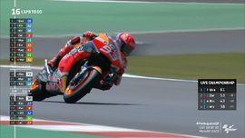 VIDEO: Momen Marquez Comeback di MotoGP Portugal