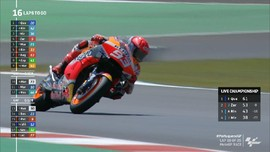 VIDEO: Momen Marquez Comeback di MotoGP Portugal