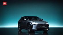 VIDEO: Kampanye 15 Mobil Listrik Toyota, Dimulai dari bZ4X