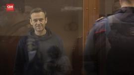 VIDEO: Kritikus Putin Dirawat Akibat Mogok Makan di Penjara