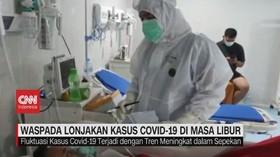 VIDEO: Waspada Lonjakan Kasus Covid-19 di Masa Libur