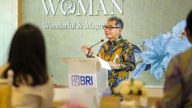 BRI mengadakan acara Peringatan Hari Kartini dengan tajuk 'Woman (Wonderful & Magnificent)' sebagai bentuk apresiasi terhadap peran perempuan.