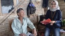 Cerita Mantri BRI Usra Bangkitkan UMKM Pasca Gempa Mamuju