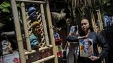 Menyambut Hari Kartini, perempuan Indonesia dari berbagai lini dan bidang pekerjaan mengenakan kebaya.