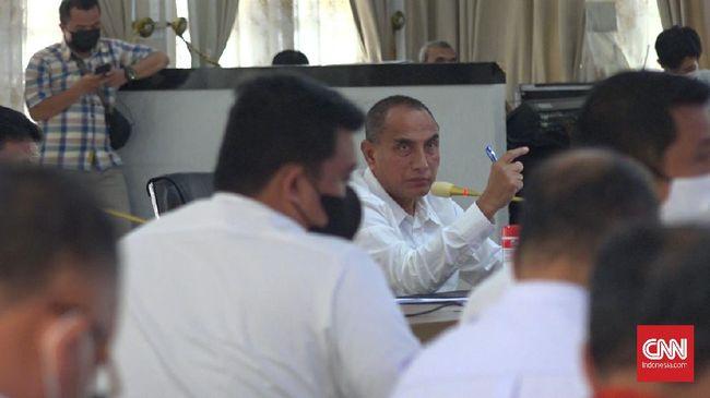 Wali Kota Medan Bobby Nasution mengaku menginginkan kerja sama yang lebih kuat dengan Gubernur Edy Rahmayadi.