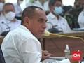 Debat Edy Rahmayadi Vs Bobby Nasution soal Penanganan Corona