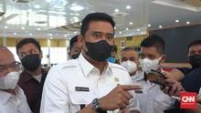 Bobby Akui Jam Operasional Kesawan City Melebihi Batas PPKM