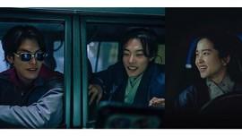 Alien, Film Ryu Jun-yeol dan Kim Woo-bin Selesai Syuting