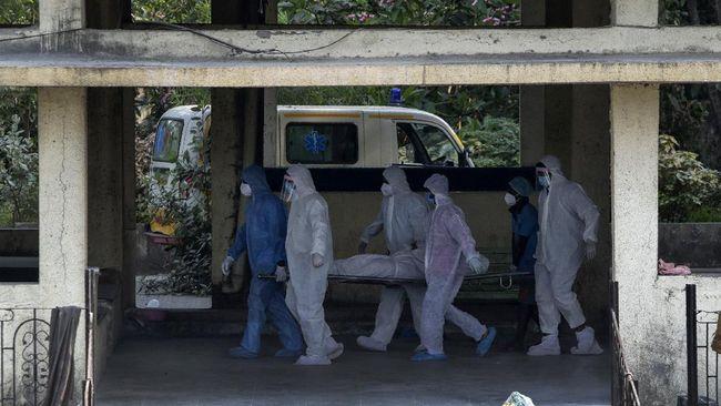 Milisi klaim tembak helikopter militer Myanmar sampai kasus infeksi virus corona India hampir 20 juta.