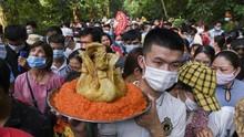FOTO: Festival Hung Kings, Bukti Sukses Vietnam Lawan Pandemi