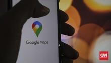 Heboh Suara Misterius Beraksen India dari Google Maps