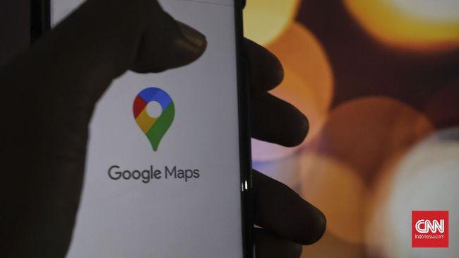 Suara aneh keluar dari aplikasi google maps. Pengguna pun mengeluhkannya di media sosial.