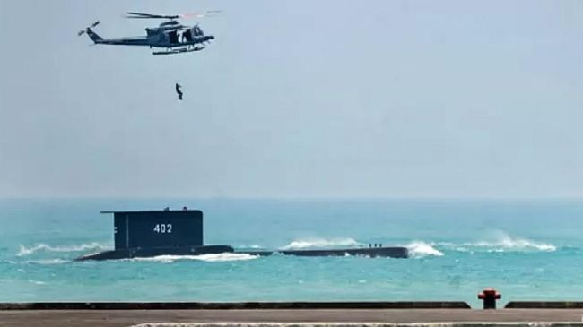 Kapal selam Nanggala-402 dilaporkan hilang kontak di perairan utara Bali, Rabu (21/4) pagi.