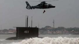 TNI Ungkap Risiko Jika KRI Nanggala Tenggelam Lebih 500 Meter