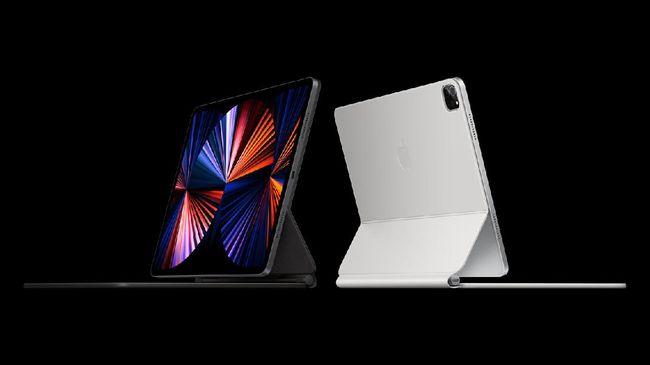 Apple umumkan harga, spesifikasi, dan fitur iPad Pro 2021 di acara Spring Loaded semalam.