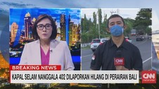 VIDEO: Kapal Selam Nanggala 402 Dilaporkan Hilang