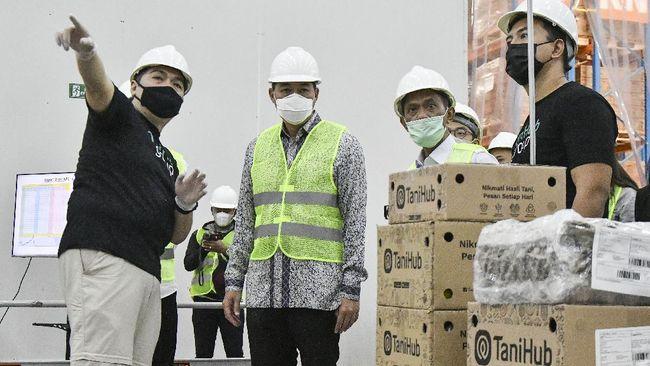 Mendag Muhammad Lutfi meminta e-commerce menempatkan produk lokal di halaman terdepan platform untuk mendukung kampanye bangga buatan Indonesia.