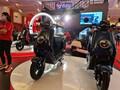 Daftar Motor Listrik Baru yang Mejeng di IIMS 2021
