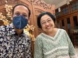 PDIP: Pertemuan Nadiem-Megawati Tak Bahas Reshuffle