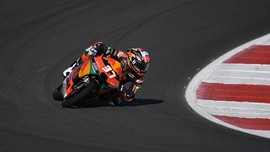 Kisah Acosta Raja Moto3: Tak Punya Rasa Takut Sejak Kecil