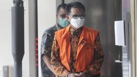 KPK Tambah Masa Tahanan Nurdin Abdullah 30 Hari