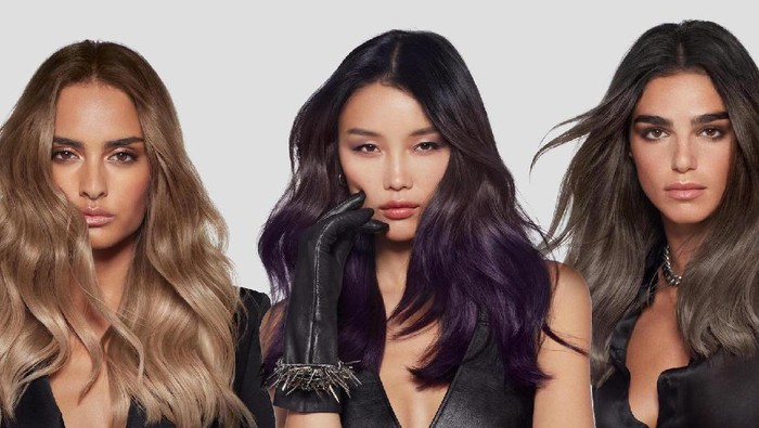 Pertama Kali! L'oreal Professionnel Gelar Virtual Smoky Hair