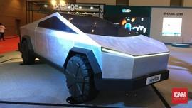 Gelagat Tesla Tunda Produksi Cybertruck Tahun Ini