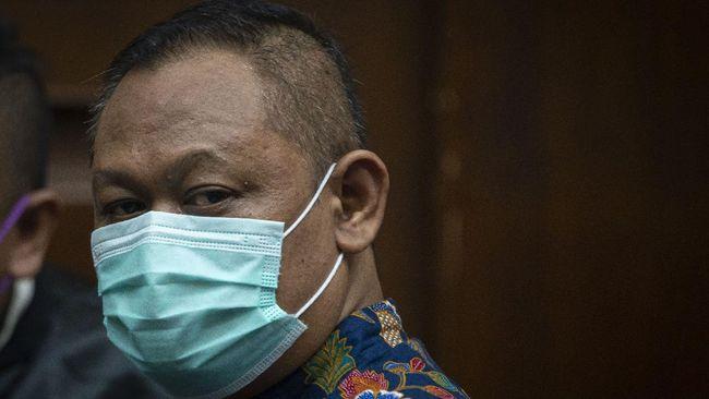 Anak buah Juliari Batubara, Matheus Joko Santoso menjalani hukuman penjara 9 tahun terkait korupsi bansos.