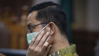 Ketua DPRD DKI Hadiri Sidang Juliari: Saya Beri Support