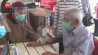 VIDEO: Lansia 104 tahun Jalani Vaksinasi Kedua