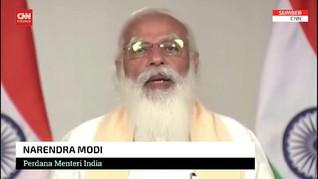 VIDEO: Lonjakan Kematian Corona, India Masih Ragu Lockdown