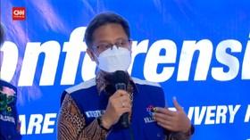 VIDEO: Menkes Buka Suara Kisruh Vaksin Nusantara