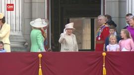 VIDEO: Ratu Elizabeth II Ulang Tahun Tanpa Pangeran Philip