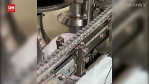 VIDEO: Argentina Produksi Mandiri Vaksin Corona Rusia