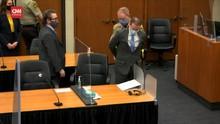 VIDEO: Detik-detik Pembunuh George Floyd Divonis Bersalah