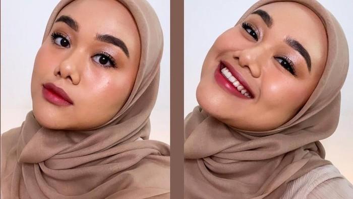 5 Inspirasi Makeup ala Fatyabiya, Cocok untuk Bukber Virtual