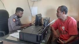 Jurnalis Jubi Papua Victor Mambor Diteror Orang Tak Dikenal