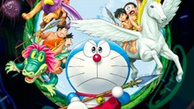 Sinopsis Doraemon: Nobita and the Birth of Japan Part II