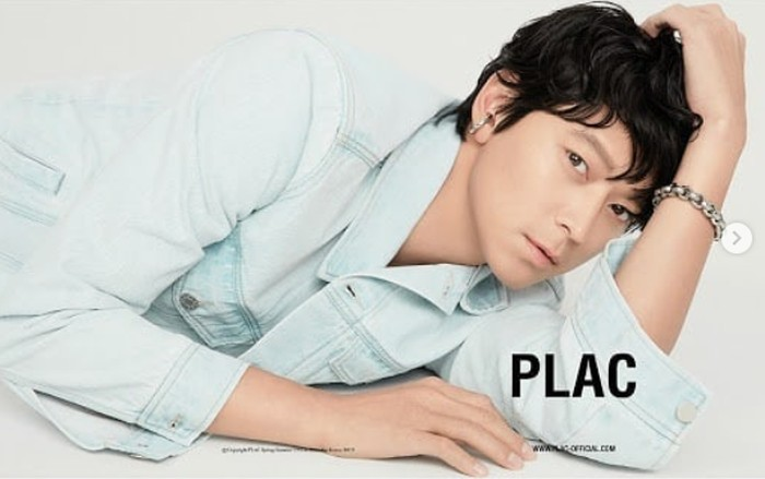 Kang Dong Won - S2 Perfilman Universitas Samyung / foto: instagram.com/plac_official