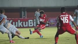 Babak I Final Piala Menpora: Persija Unggul 2-0 atas Persib