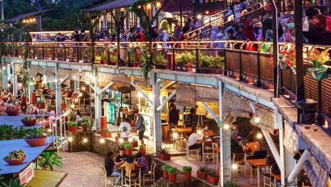 HeHa Skyview dan HeHa Oceanview bisa menjadi pilihan destinasi ngabuburit di Gunungkidul, Yogyakarta.