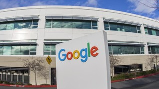 Google Potong Gaji Karyawan yang WFH