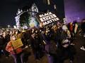 FOTO: Protes Warga AS Atas Penembakan Gadis Kulit Hitam