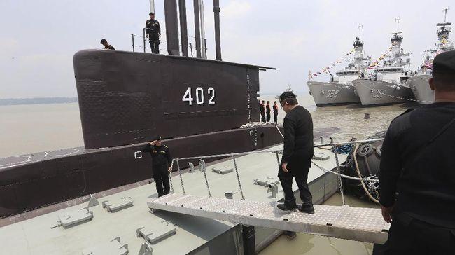 Awak kapal tidak perlu khawatir kehabisan oksigen karena kapal selam dilengkapi sistem oksigen canggih dalam mode menyelam.